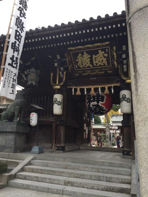 福岡市博多区 櫛田神社